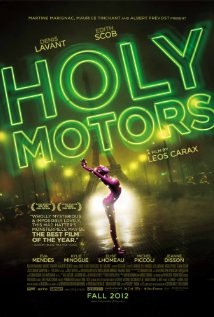 Holy Motors Technical Specifications