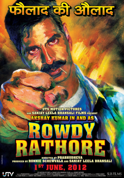 Rowdy Rathore Technical Specifications