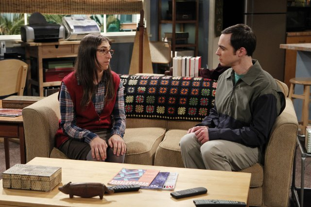 """The Big Bang Theory"" The Rhinitis Revelation Technical Specifications"