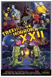 """The Simpsons"" Treehouse of Horror XXII Technical Specifications"