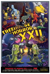 """The Simpsons"" Treehouse of Horror XXII"