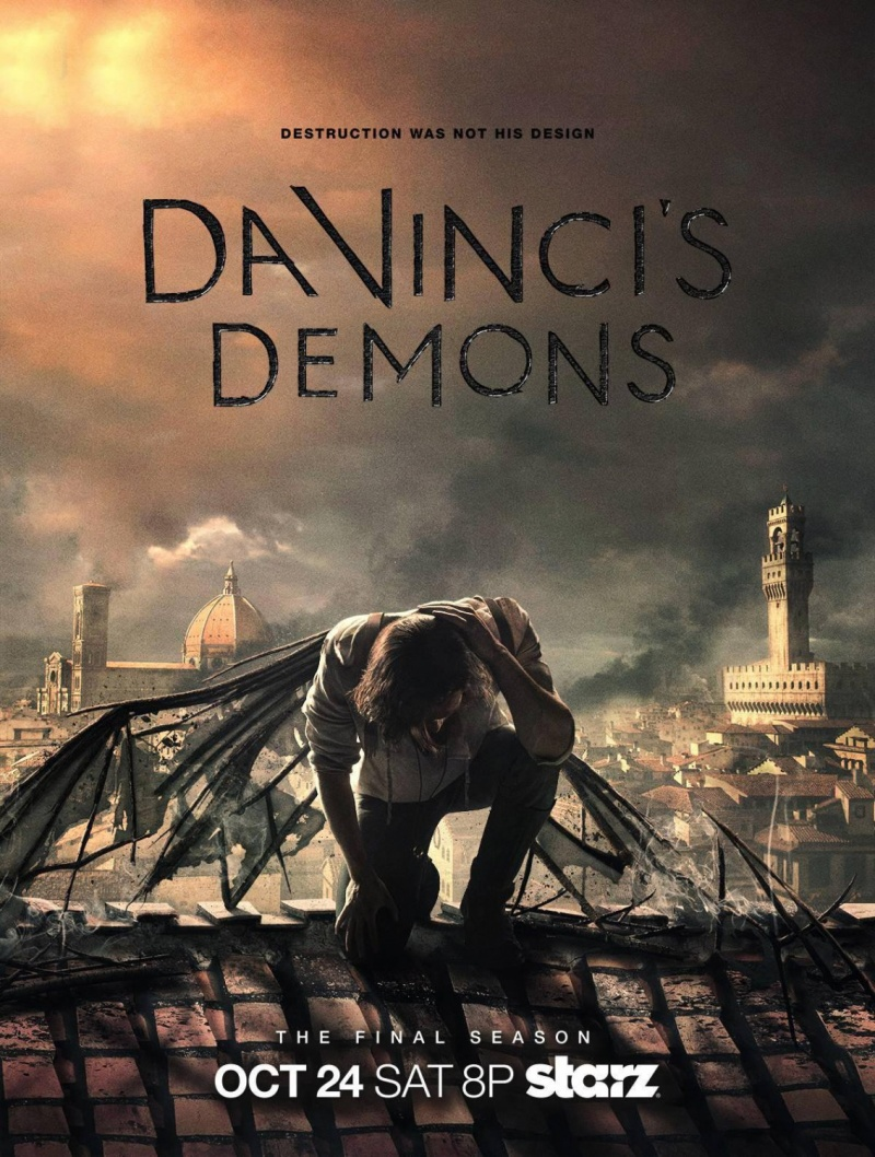 Da Vinci's Demons (2013) Technical Specifications