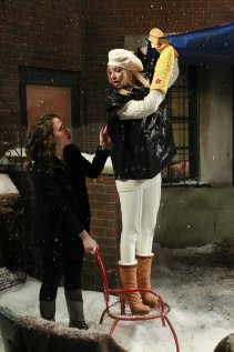 """2 Broke Girls"" And the Reality Check Technical Specifications"