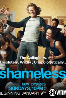 """Shameless"" Fiona Interrupted 