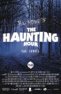"""R.L. Stine's The Haunting Hour"" Mascot 