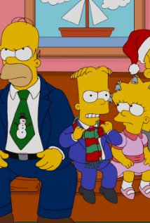 """The Simpsons"" Holidays of Future Passed"