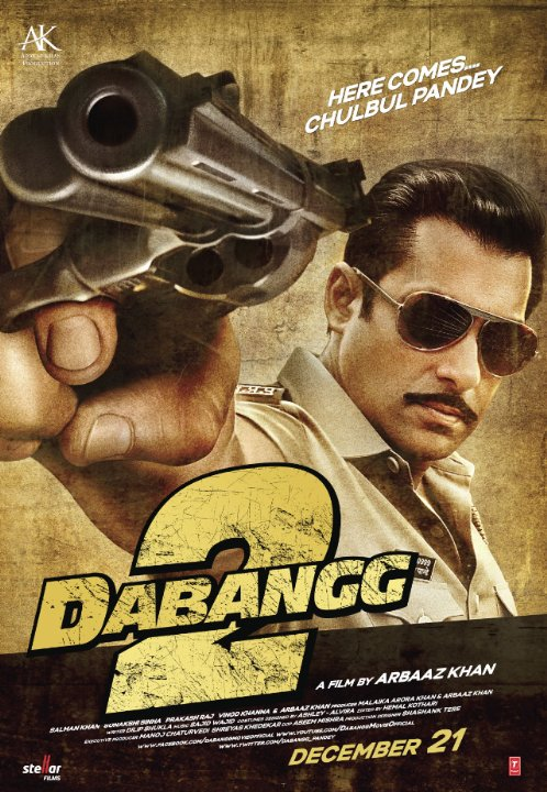 Dabangg 2 (2012) Technical Specifications