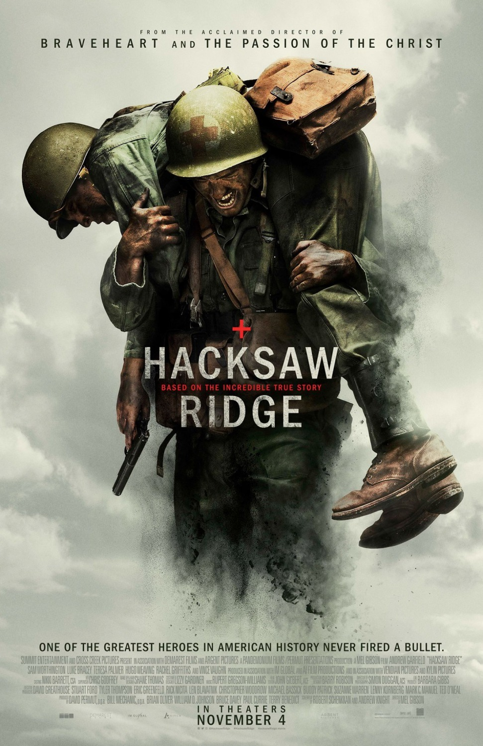 Hacksaw Ridge (2016) Technical Specifications