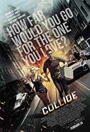 Collide (2016) Technical Specifications