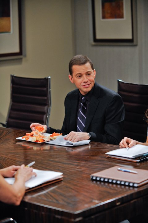 """Two and a Half Men"" Slowly and in a Circular Fashion Technical Specifications"