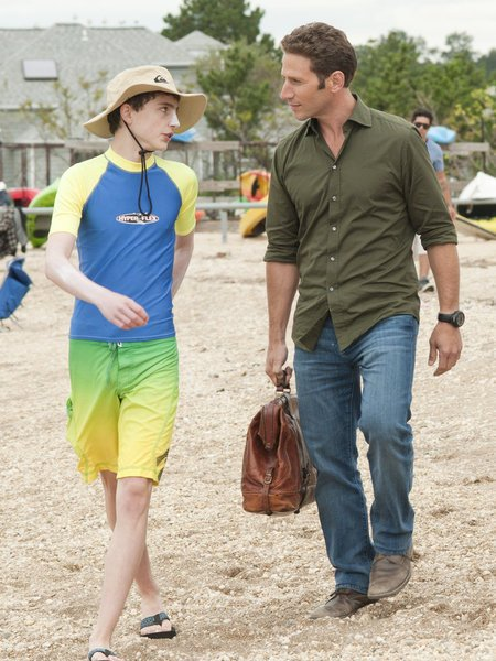 """Royal Pains"" Hank and the Deep Blue Sea Technical Specifications"