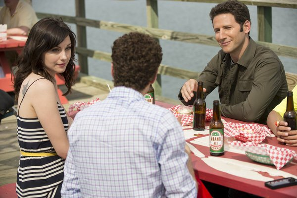 """Royal Pains"" A Guesthouse Divided 