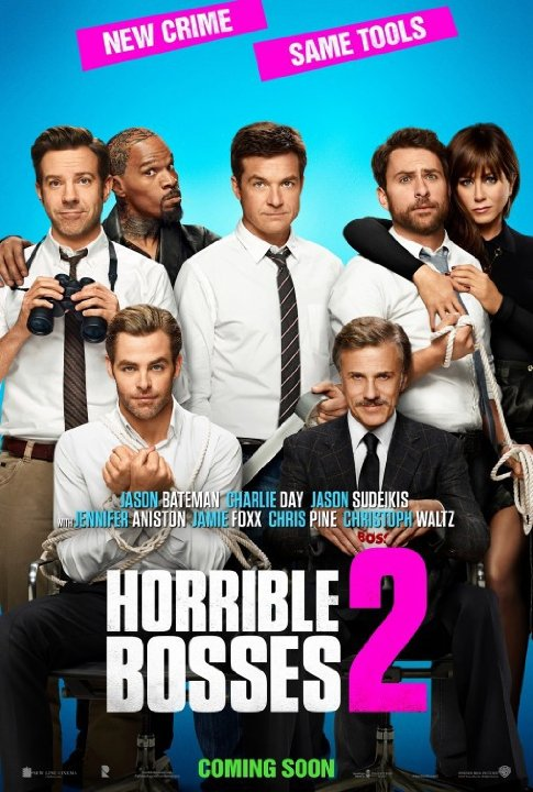 Horrible Bosses 2 | ShotOnWhat?