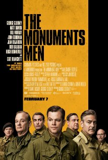 The Monuments Men | ShotOnWhat?