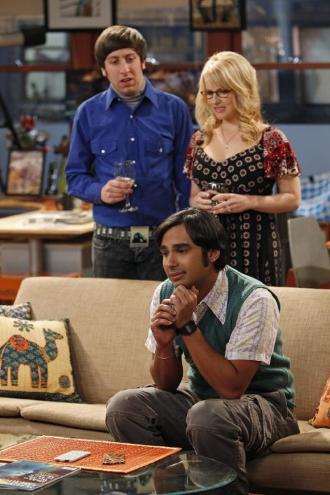"""The Big Bang Theory"" The Beta Test Initiation Technical Specifications"