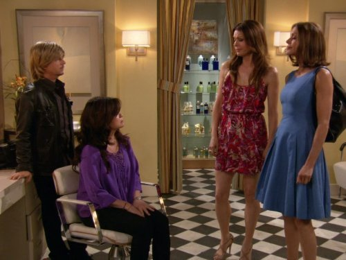 """Hot in Cleveland"" Blow Outs Technical Specifications"