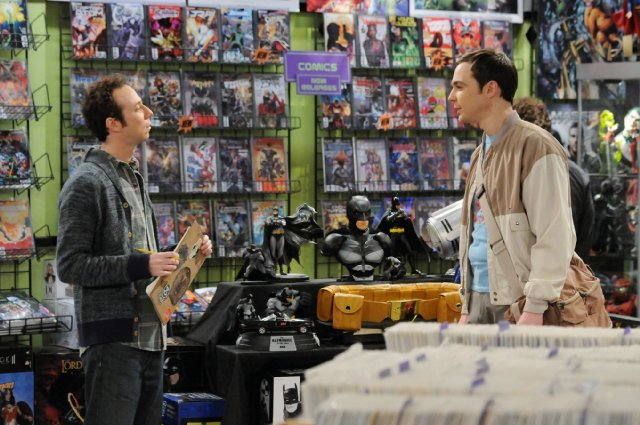 """The Big Bang Theory"" The Friendship Contraction Technical Specifications"