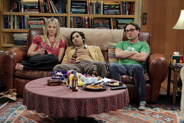 """The Big Bang Theory"" The Date Night Variable 