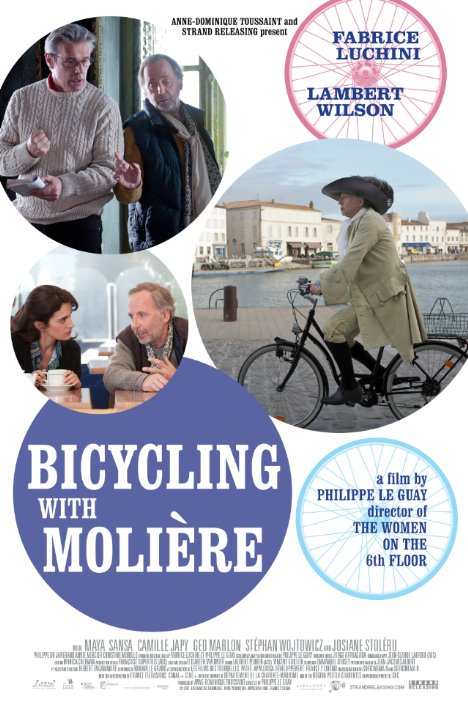 Bicycling with Molière | ShotOnWhat?