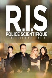 """R.I.S. Police scientifique"" Diamant bleu 