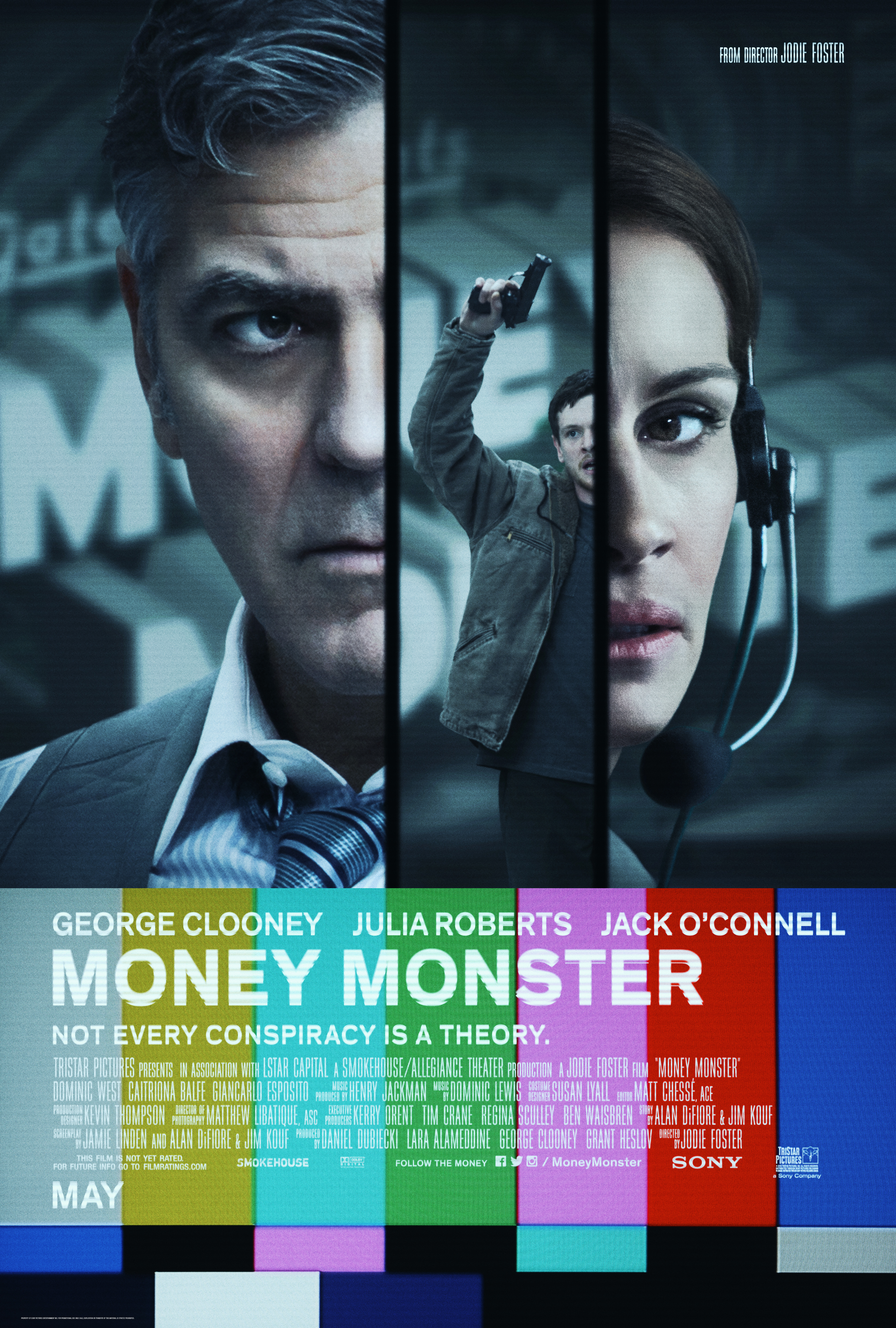 Money Monster (2016) Technical Specifications