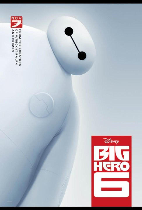 Big Hero 6 (2014) Technical Specifications