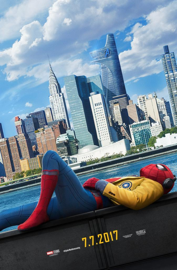 Spider-Man: Homecoming (2017) Technical Specifications