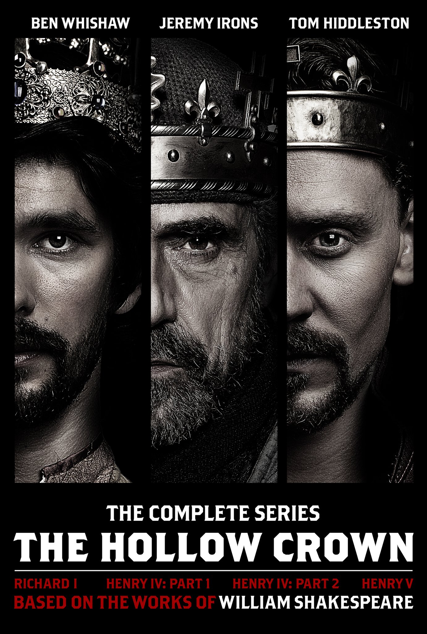 The Hollow Crown (2012) Technical Specifications