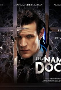 """Doctor Who"" The Name of the Doctor 