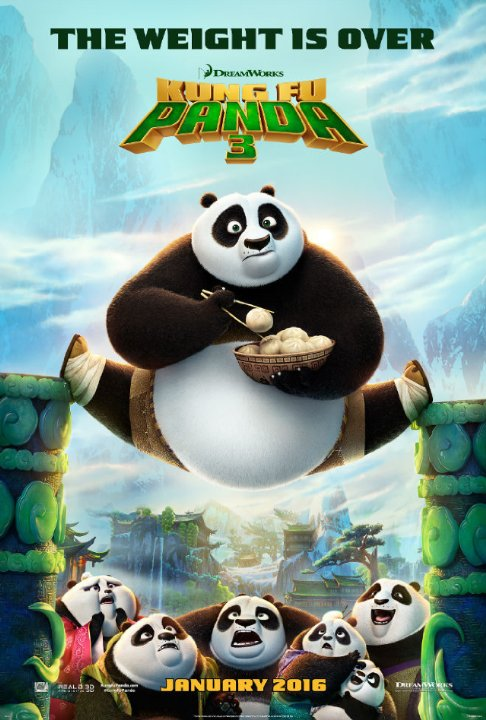 Kung Fu Panda 3 Technical Specifications