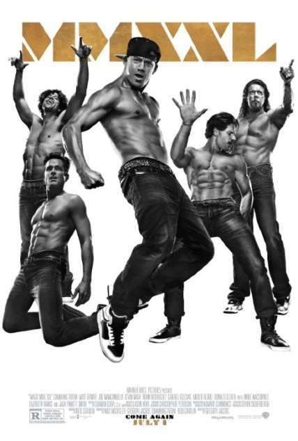 Magic Mike XXL Technical Specifications