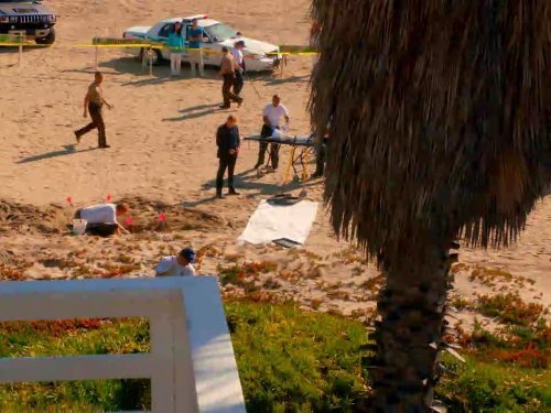 """CSI: Miami"" Rest in Pieces 