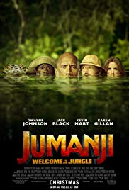 Jumanji (2017) Technical Specifications