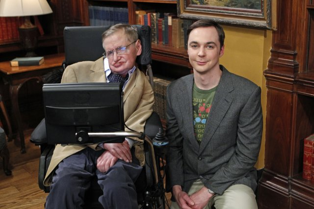 """The Big Bang Theory"" The Hawking Excitation Technical Specifications"
