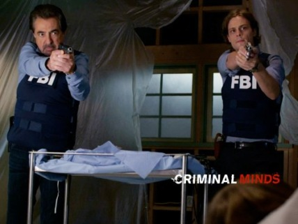 """Criminal Minds"" God Complex Technical Specifications"