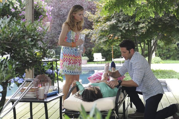 """Royal Pains"" Hurts Like a Mother Technical Specifications"