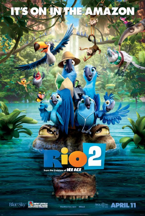 Rio 2 Technical Specifications