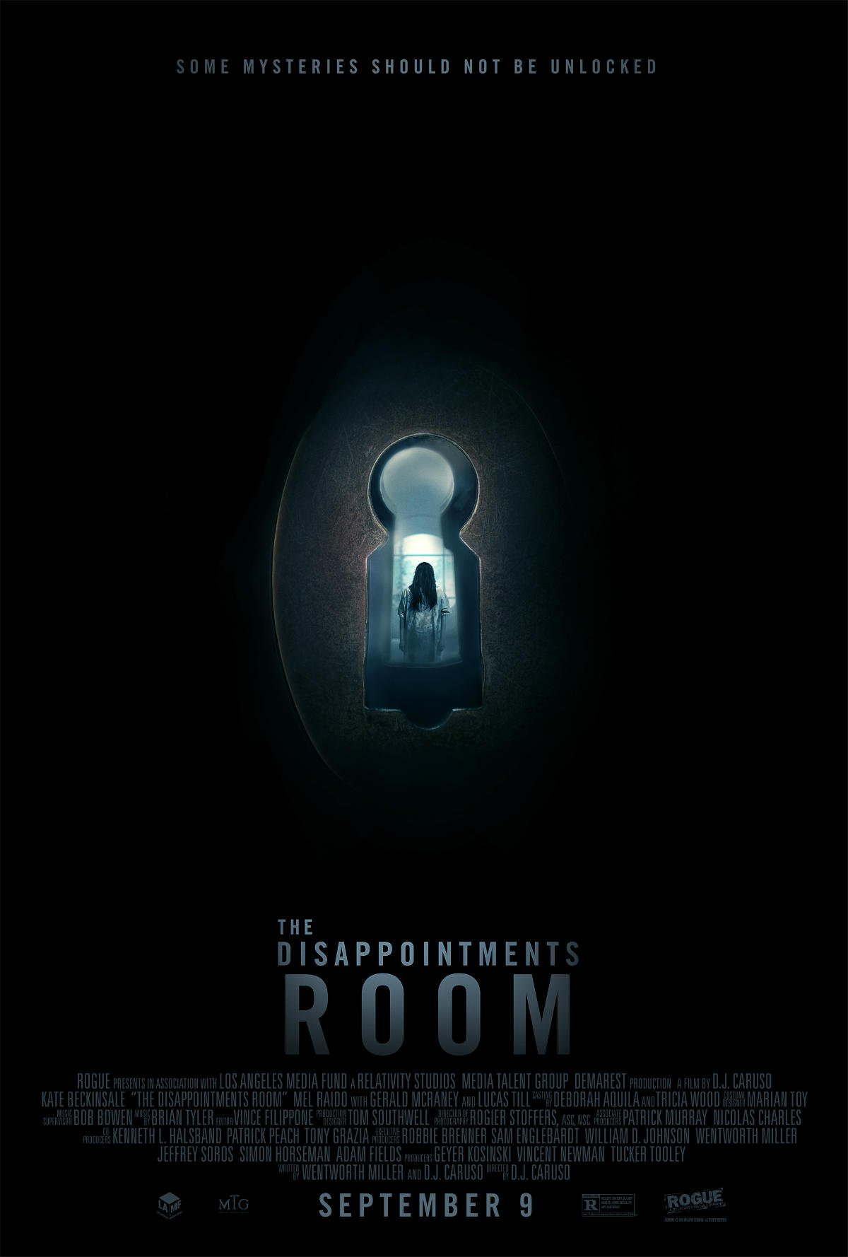 The Disappointments Room (2016) Technical Specifications