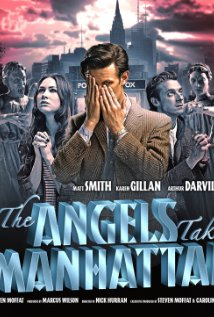 """Doctor Who"" The Angels Take Manhattan"