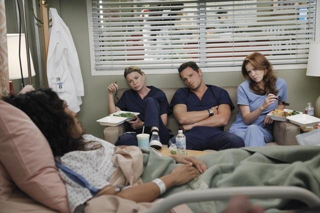 """Grey's Anatomy"" Remember the Time"
