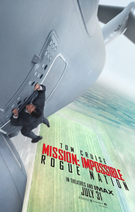 Mission: Impossible 5 (2015) Technical Specifications