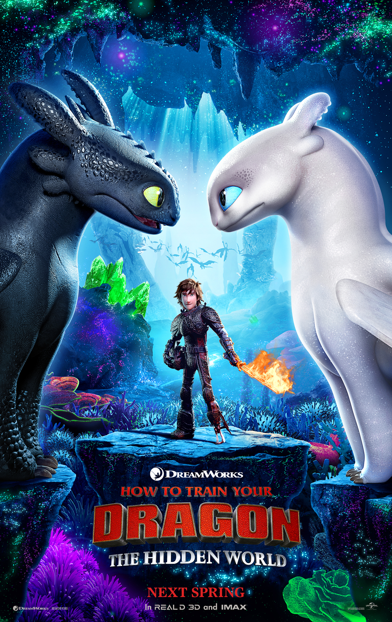 How to Train Your Dragon: The Hidden World (2019)  Technical Specifications