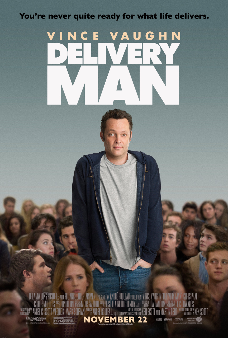 Delivery Man (2013) Technical Specifications