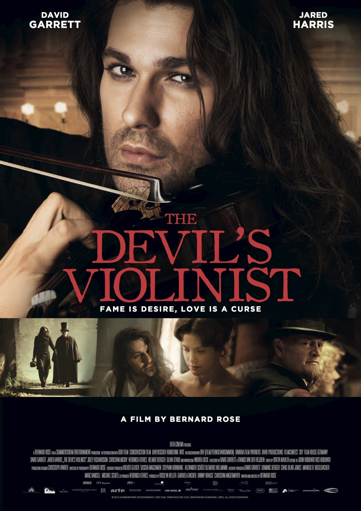 The Devil's Violinist (2013) Technical Specifications