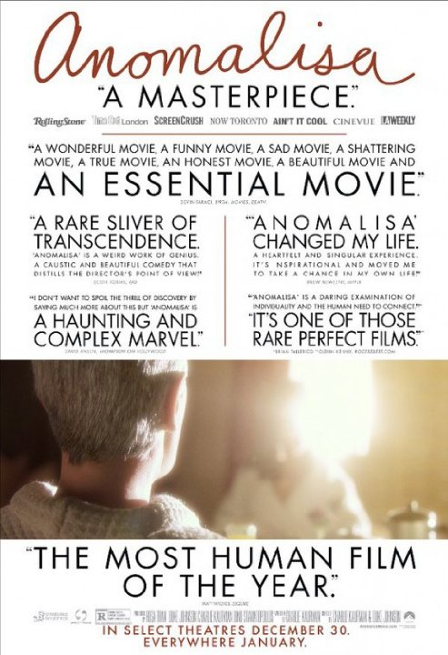 Anomalisa Technical Specifications
