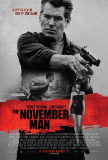 The November Man (2014) Technical Specifications