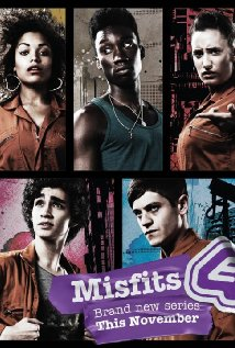 """Misfits"" Episode #4.1 