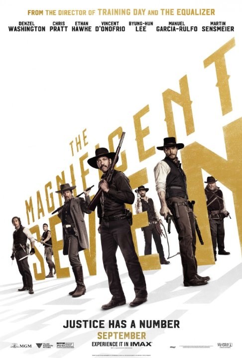 The Magnificent Seven (2016) Technical Specifications