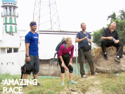 """The Amazing Race"" Chill Out, Freak Technical Specifications"