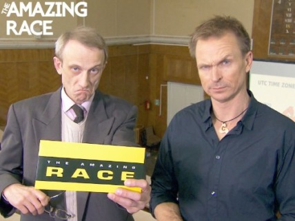 """The Amazing Race"" We Was Robbed Technical Specifications"
